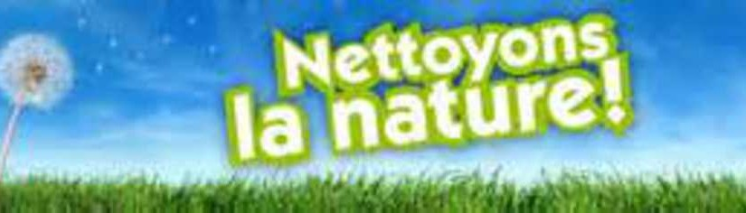 Nettoyons la Nature – 26 septembre 2015